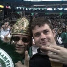 Aztec Gino live with Joshua!